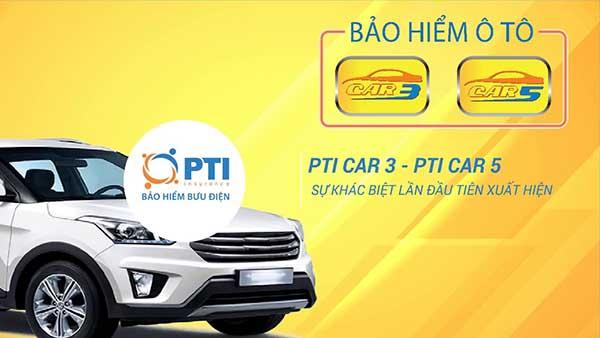 Bảo hiểm ô tô PTI