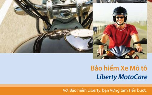 bao-hiem-xe-may-Liberty Mutual Insurance